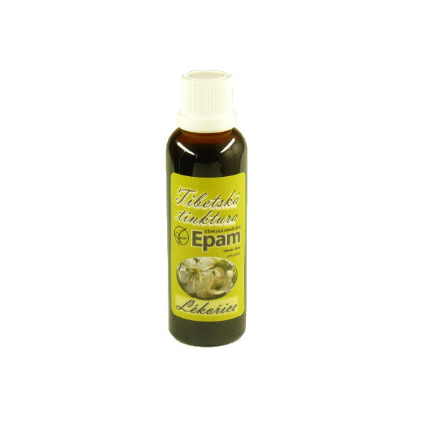Lékořice lysá - tinktura Epam