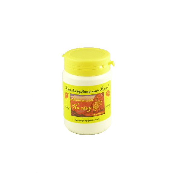 For Vessels and Cholesterol - Epam Capsules 100 pcs