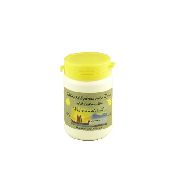 für die Leber und Gallenblase - Kapseln Epam 100 Stck.