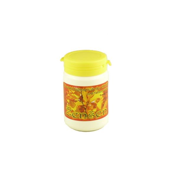 Panax Ginseng - Epam Capsules 100 pcs