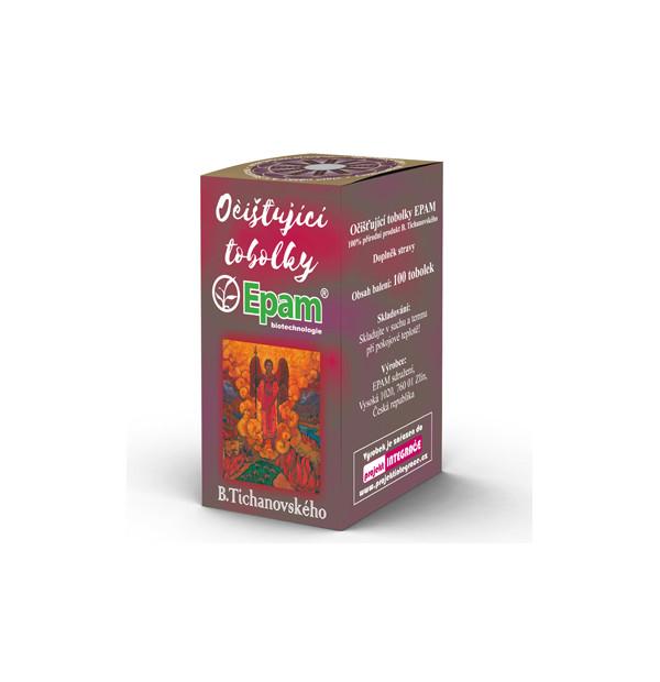 Očišťující směs - tobolky Epam