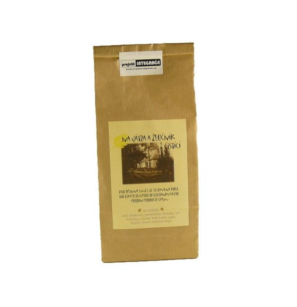 Leber und Gallenblase - Blättertee Epam 50g
