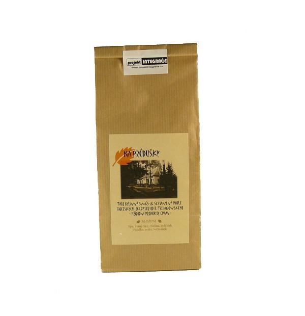 Na dýchací cesty - sypaný čaj Epam