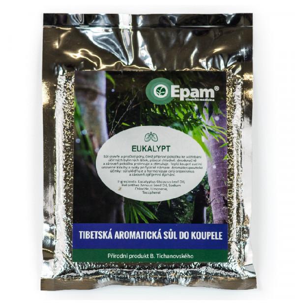 Eukalypt - sůl do koupele Epam 250 g