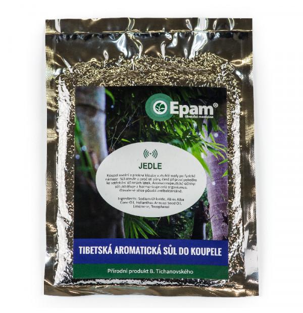 Jedle - sůl do koupele Epam 250 g