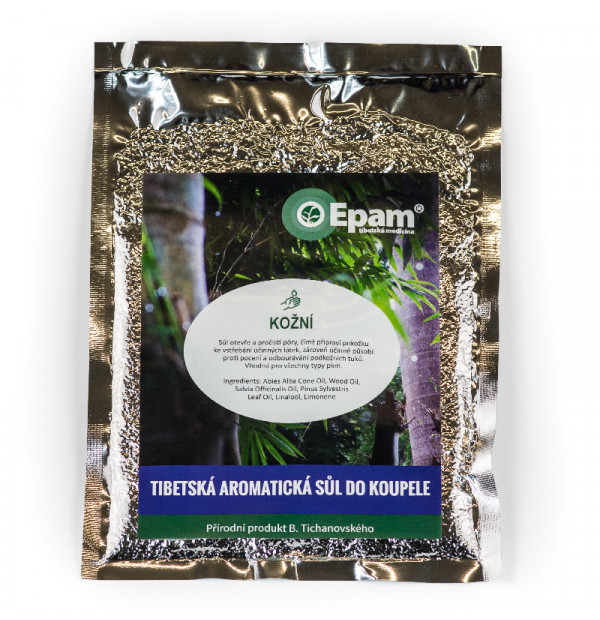 Für die Haut - Badesalz Epam 250g