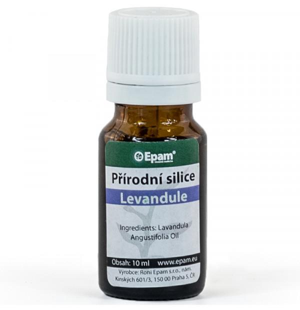 Levandule - silice Epam