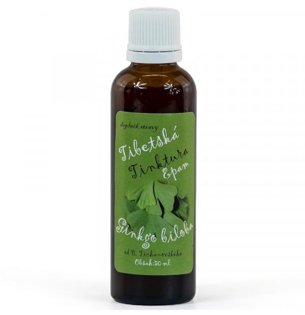 Ginkgo Biloba - Epam Tincture 50 ml